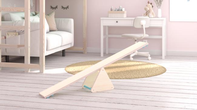 Wippe, Training zu Hause, Kindermöbel, Möbel für Kinder