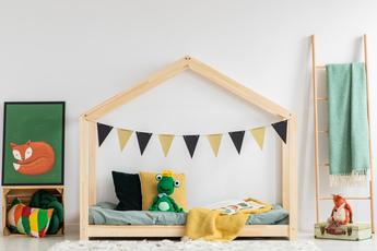 Łóżko domek dla dzieci Caroline