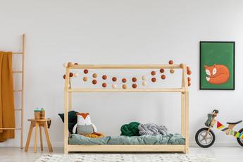 Das Hausbett für Kinder