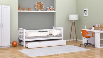 Kinderbetten mit Zusatzbett