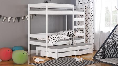 Kinderbett Etagenbett Massivholz