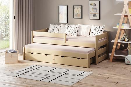 Bett für Kinder aus massivholz