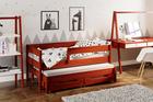 Kinderbett Palisander