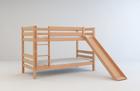 Etagenbett aus Massivholz