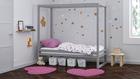 Massivholzbetten, skandinavische Betten, Kinderbett, Einzelbett, Öko-Betten, Betten im skandinavischen Stil, Hausbett, Bett in Hausform, Himmelbett