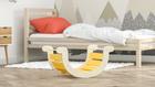 Kindermöbel, Training zu Hause, hölzerne Bogenwippe, Kinderzimmer, Möbel für Kinder