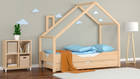 Hausebett für Kinder